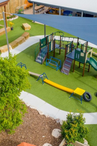 Cannon Hill Early Learning Centre - Outdoor Play Area