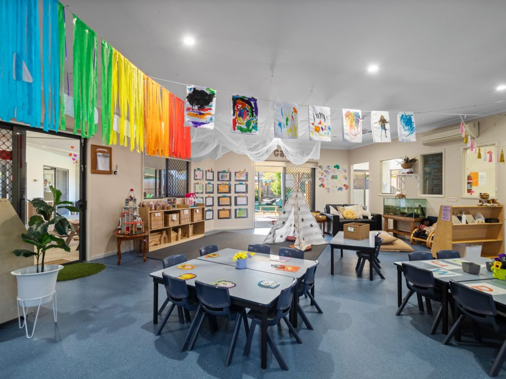 Cannon Hill Early Learning Centre - Activity Room