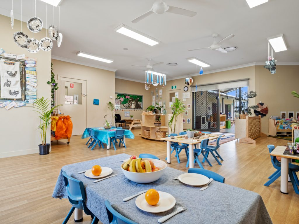 Cleveland Early Learning Centre - Dining Area