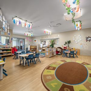 Cleveland Early Learning Centre - Indoor Activity Area