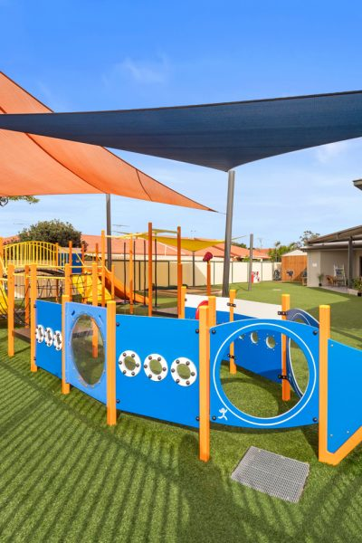 Cleveland Early Learning Centre - Outdoor Play Area