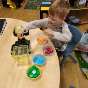 Cleveland Early Learning Centre - Child playing