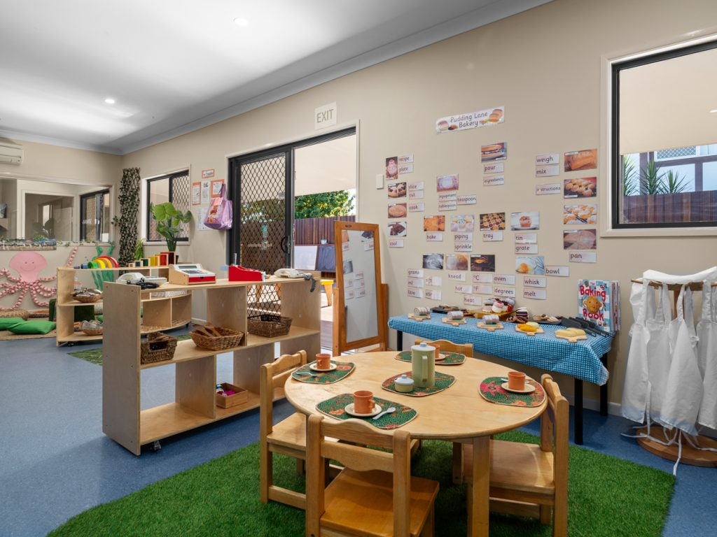 Underwood Early Learning Centre - Dining Area
