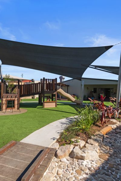 Underwood Early Learning Centre - Outdoor Play Area