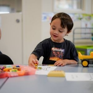 Underwood Early Learning Centre - Child playing