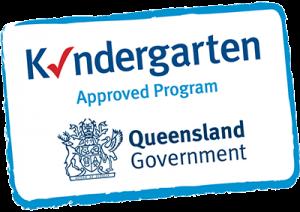 QLD Approved Kindergarten Program Seal
