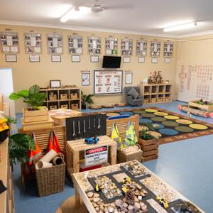 Doolandella Early Learning Centre - Indoor Activity Area