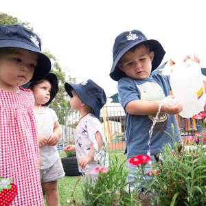 Doolandella Early Learning Centre - Children playing