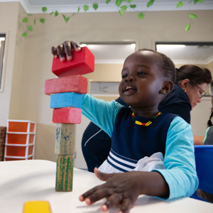 Doolandella Early Learning Centre - Child playing