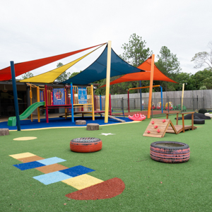 Doolandella Early Learning Centre - Outdoor Play Area