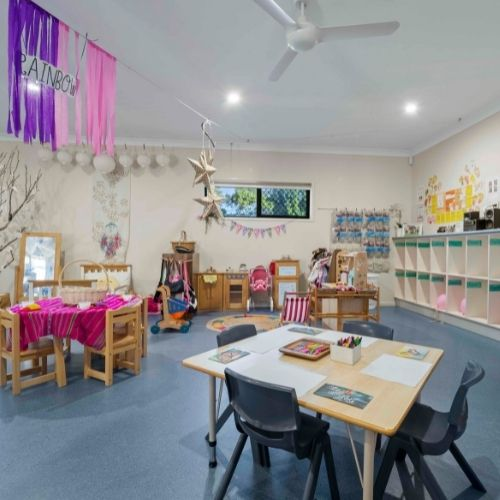Indoor Activity Area - Cannon Hill Early Learning Centre