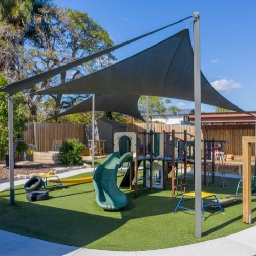 Childrens' Playground - Cannon Hill Early Learning Centre