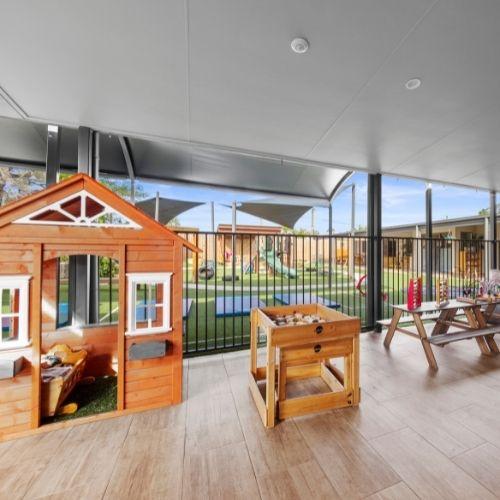 Children's playhouse - Cannon Hill ELC