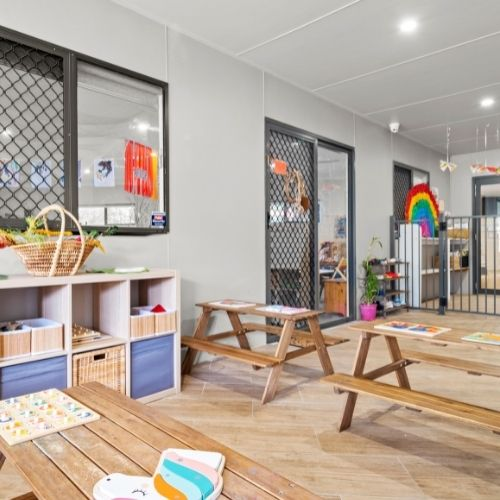 Cannon Hill Early Learning Centre - Indoor activity area